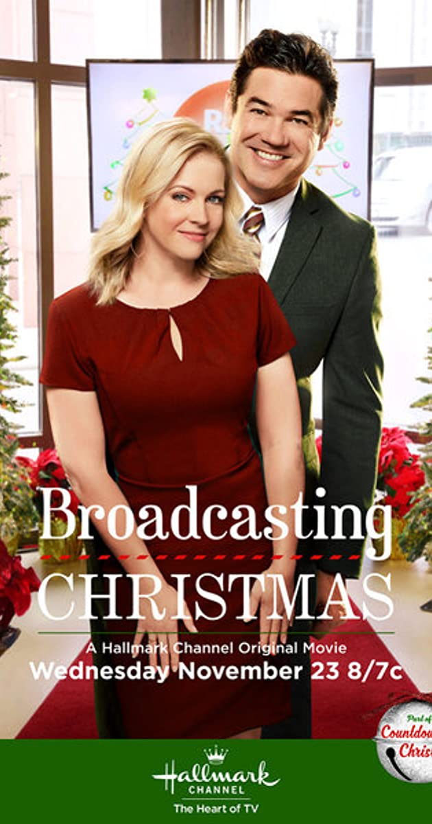 Broadcasting Christmas Tv Movie 2016 Filming