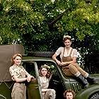 Christine Bottomley, Jo Woodcock, Summer Strallen, and Becci Gemmell in Land Girls (2009)