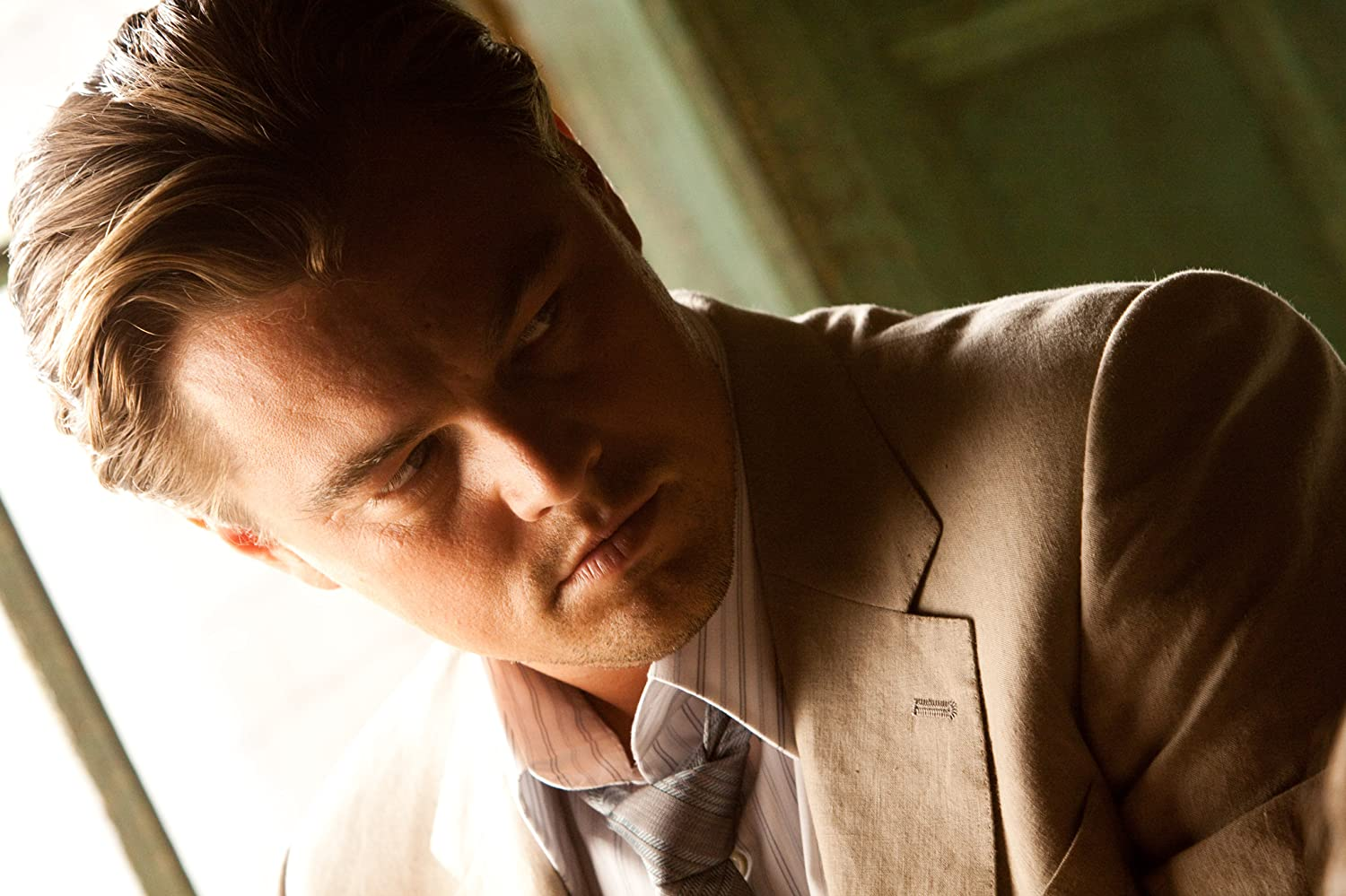 Leonardo DiCaprio in Inception (2010)