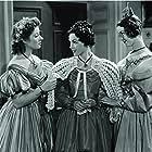 Maureen O'Sullivan, Greer Garson, and Marsha Hunt in Pride and Prejudice (1940)