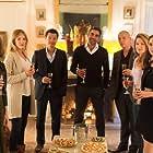 Élodie Fontan, Frédérique Bel, Émilie Caen, Julia Piaton, Frédéric Chau, Ary Abittan, and Medi Sadoun in Qu'est-ce qu'on a fait au Bon Dieu? (2014)