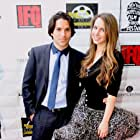India Irving and Mario Rivelli at Mont Reve's premiere - opening night of the IFQ Film Festival - 12 April, 2012 - Raleigh Studios, Hollywood.