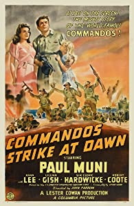 Downloading imovie to dvd Commandos Strike at Dawn USA [480x800]