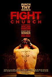 Fight Church Poster