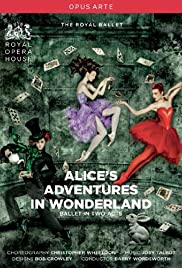 Alice's Adventures in Wonderland (2011) 1080p
