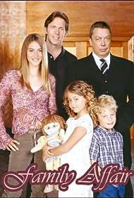 Tim Curry, Gary Cole, Caitlin Wachs, Sasha Pieterse, and Jimmy 'Jax' Pinchak in Family Affair (2002)