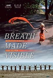 Breath Made Visible: Anna Halprin Poster