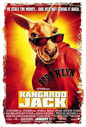 Kangaroo Jack Poster Image