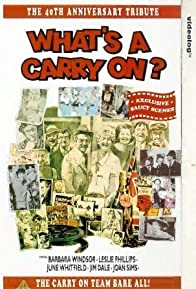 Primary photo for What's a Carry On?