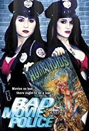 Bad Movie Police Case #3: Humanoids from Atlantis Poster