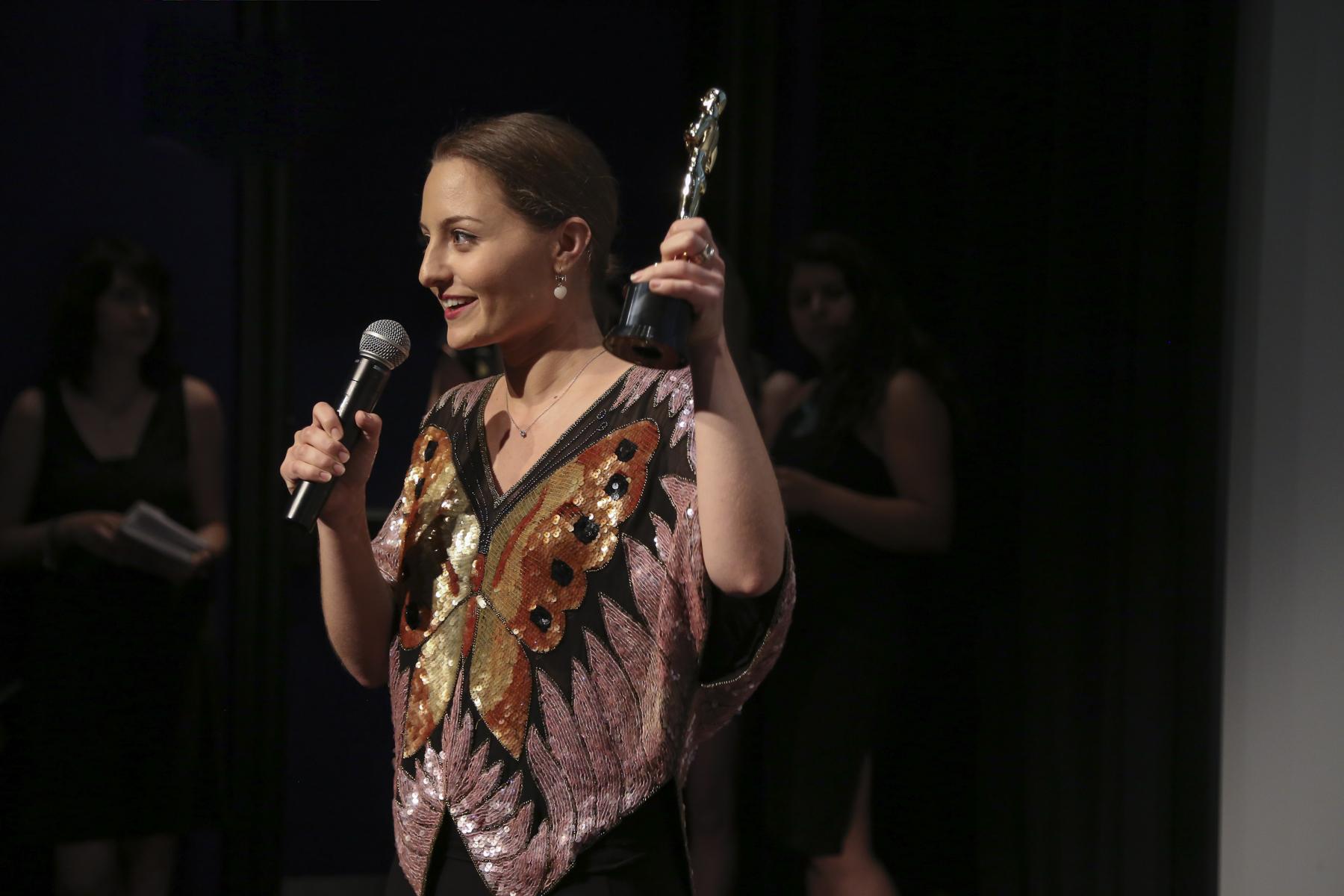 Best Lead Actress in a Short Film Award - New York City International Film Festival 2014