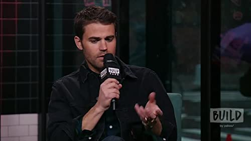 BUILD: Paul Wesley will Always Collaborate with Kevin Williamson