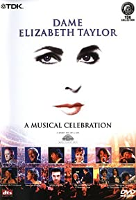 Primary photo for Elizabeth Taylor: A Musical Celebration