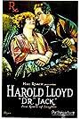 Mildred Davis and Harold Lloyd in Dr. Jack (1922)