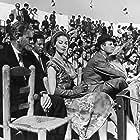 Ava Gardner, Nigel Patrick, and Harold Warrender in Pandora and the Flying Dutchman (1951)