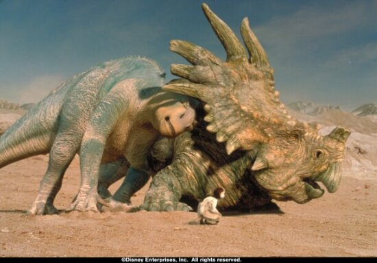 filme do dinossauro aladar