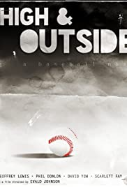 High & Outside: a baseball noir Poster