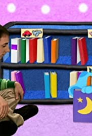 Blue's Book Nook Poster