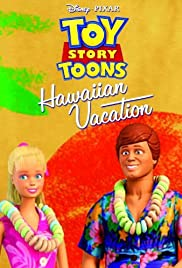 Toy Story Toons: Hawaiian Vacation Poster