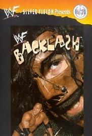 WWF Backlash(1999) Poster - TV Show Forum, Cast, Reviews