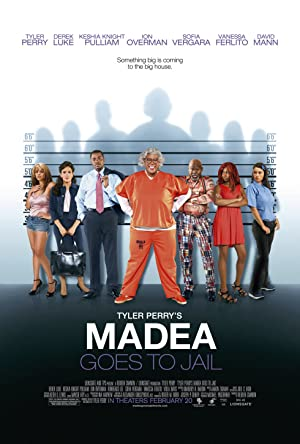 Movie Madea Goes to Jail (2009)
