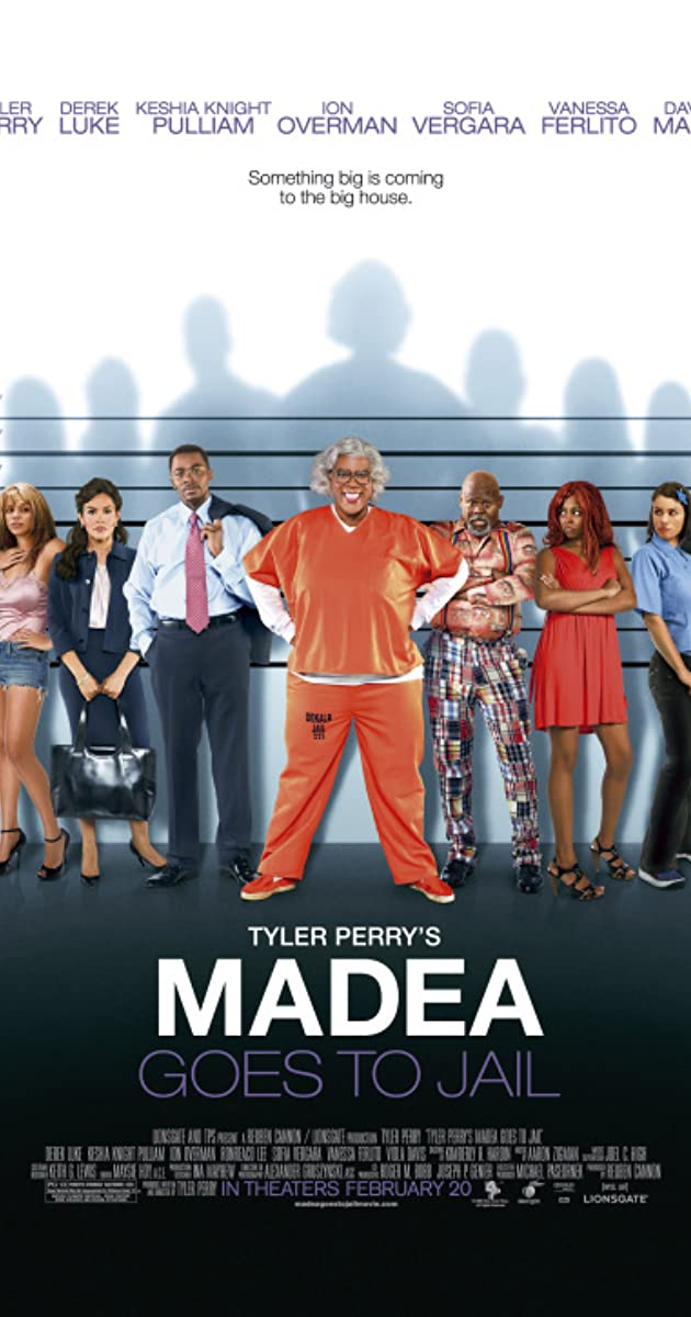 Watch Full HD Movie Madea Goes to Jail (2009)