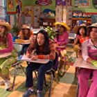 Jessica D. Stone, Ivy Malone, Michelle Kim McCoy, and Wyndoline Landry in Ned's Declassified School Survival Guide (2004)