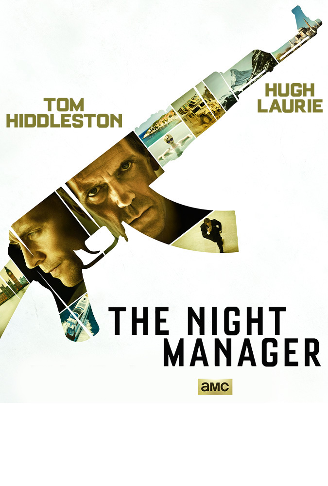 NAKTIES VADOVAS (1 Sezonas) / THE NIGHT MANAGER Season 1