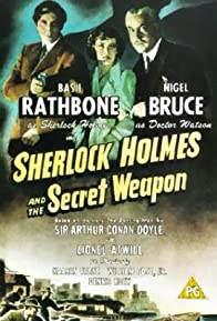 Primary photo for Sherlock Holmes and the Secret Weapon