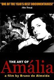 The Art of Amália Poster