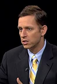 Primary photo for Peter Thiel
