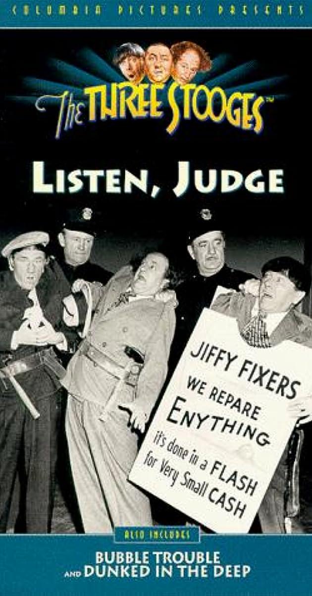 Listen Judge 1952 Imdb
