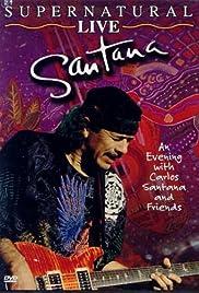 Santana: Supernatural Live Poster