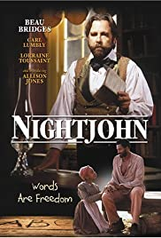 Nightjohn (1996) Poster - Movie Forum, Cast, Reviews
