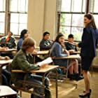 Hilary Swank, Hunter Parrish, and Vanetta Smith in Freedom Writers (2007)