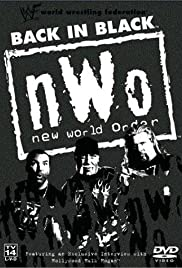 WWE Back in Black: NWO New World Order(2002) Poster - Movie Forum, Cast, Reviews