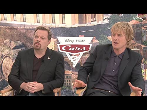 The IMDb Original Interview: Owen Wilson and Eddie Izzard