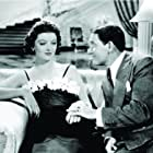Spencer Tracy and Myrna Loy in Libeled Lady (1936)