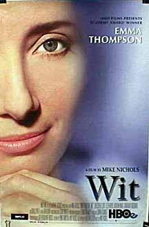 Emma Thompson in Wit (2001)