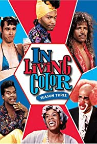 Jim Carrey, Damon Wayans, Jamie Foxx, David Alan Grier, Keenen Ivory Wayans, and Kim Wayans in In Living Color (1990)