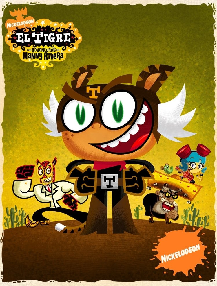 el tigre the adventures of manny rivera tv series 2007 2008 imdb