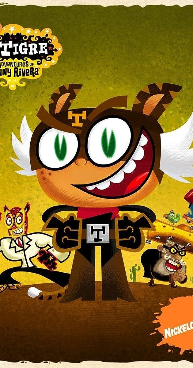 Glitch Character Kid S Tv Show