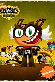 El Tigre: The Adventures of Manny Rivera Poster - TV Show Forum, Cast, Reviews