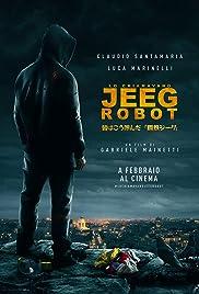 They Call Me Jeeg Poster