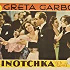 Greta Garbo and Melvyn Douglas in Ninotchka (1939)