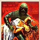 Tom Hennesy and Lori Nelson in Revenge of the Creature (1955)
