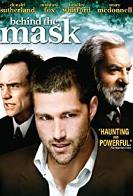 Donald Sutherland, Matthew Fox, and Bradley Whitford in Behind the Mask (1999)