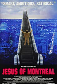 Jesus of Montreal Poster