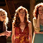Julie Davis, Diane Salinger, and Tanna Frederick in Just 45 Minutes from Broadway (2012)