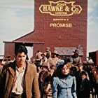 Still of Seann Gallagher, Chandra West and Henry Woolf in Revenge of the Land